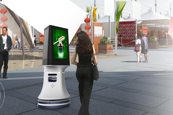 服务机器人避障激光雷达