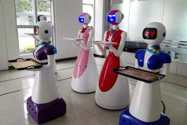 利用轮式机器人底盘进行移动的机器人