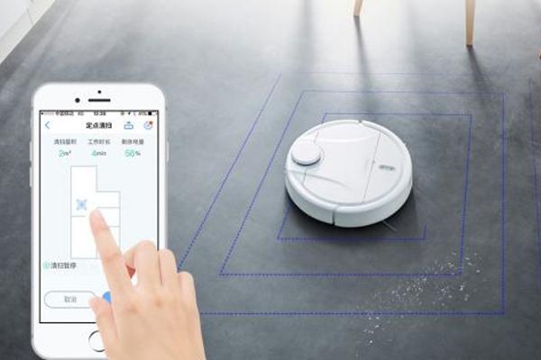 移动机器人导航方式:扫地机激光导航