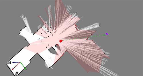 基于SLAM的机器人导航避障方案