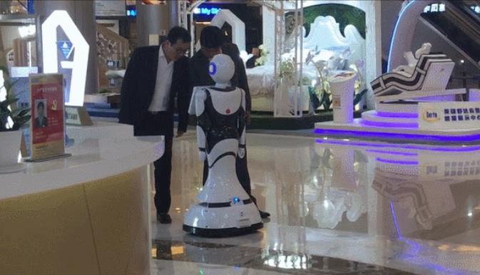 导引导览机器人