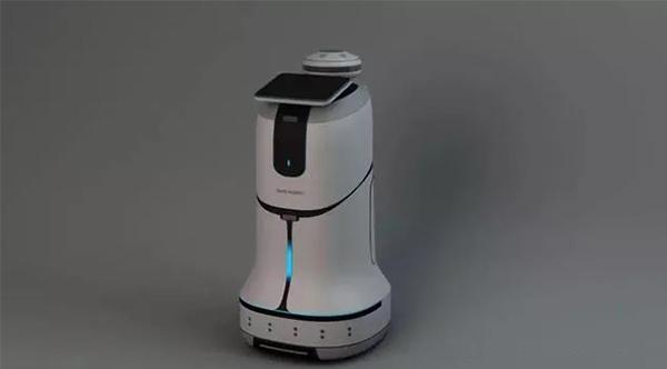 智能移动消毒机器人