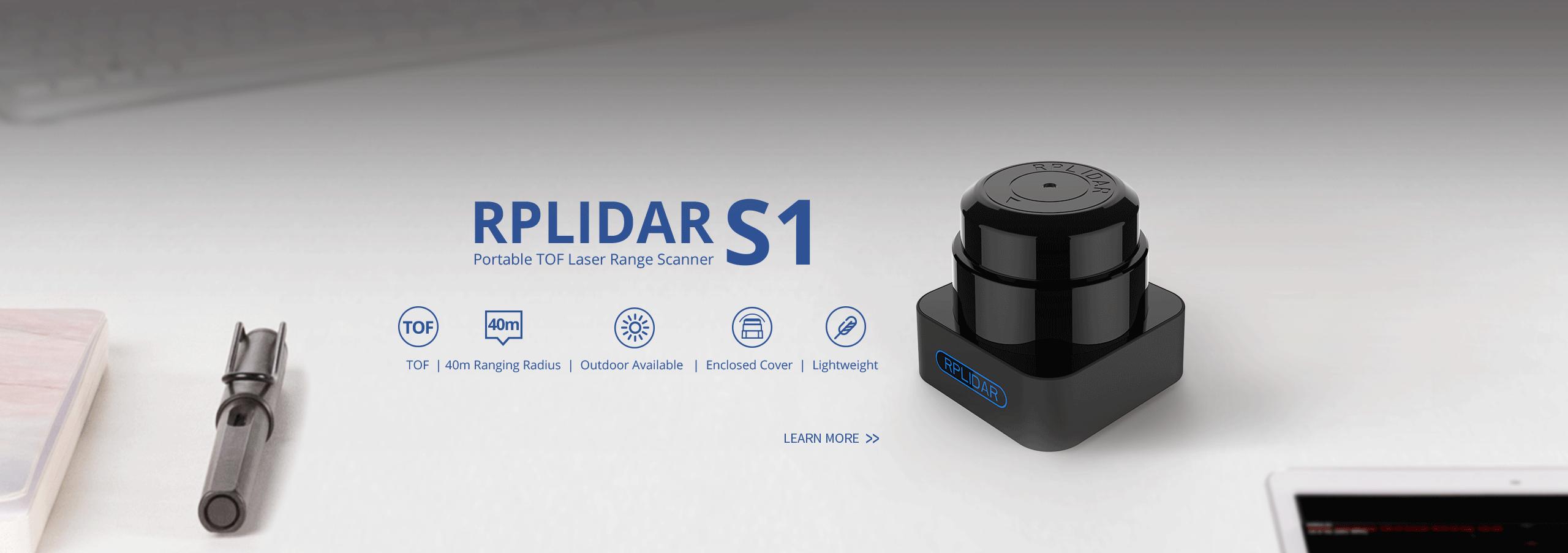 RPLIDAR S1